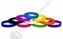 10 Silicon Wristbands